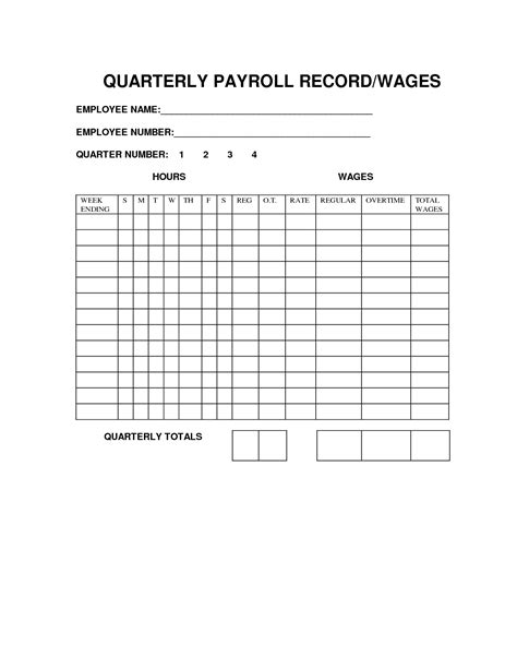 free payroll templates best photos of free printable office forms templates