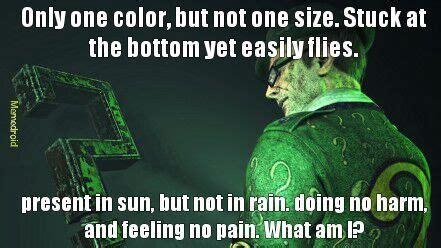 Riddler Meme - the riddler riddles www pixshark com images galleries
