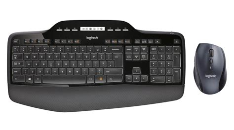 logitech wireless desktop mk300 tastatur maus set logitech wireless desktop mk710 tastatur maus set kabellos