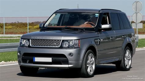 Silver Range Rover by Hd Car Wallpapers Silver Range Rover Car Journals