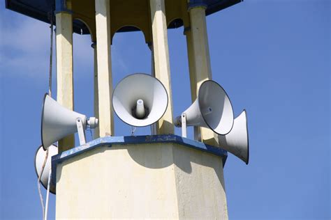 Speaker Gmc Untuk Masjid speaker masjid polusi suara dan adab bertetangga islam
