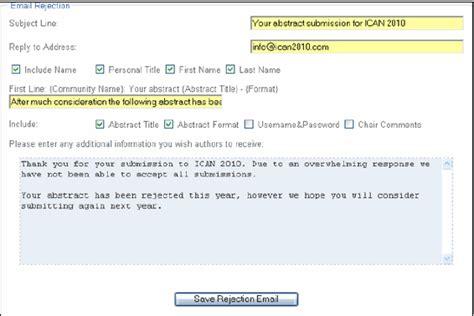 Rejection Letter Subject Line Enu Dba Acceptance Letter Mashilo Shadrack Sebola 40270361 Waseda U0027s Acceptance Email Maha