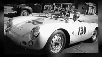 Dean And Porsche Dean And His Silver Porsche 550 Spyder