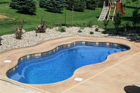 fiberglass swimming pool paint color finish pacific blue 2 calm water pools
