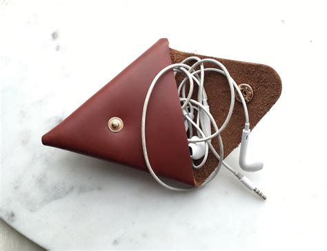Origami Purse - origami style leather purse by peiliee workshop 187 gadget flow