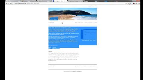 Tutorial Joomla 3 X | tutorial joomla 3 x grundlagen 2 men 252 s erstellen