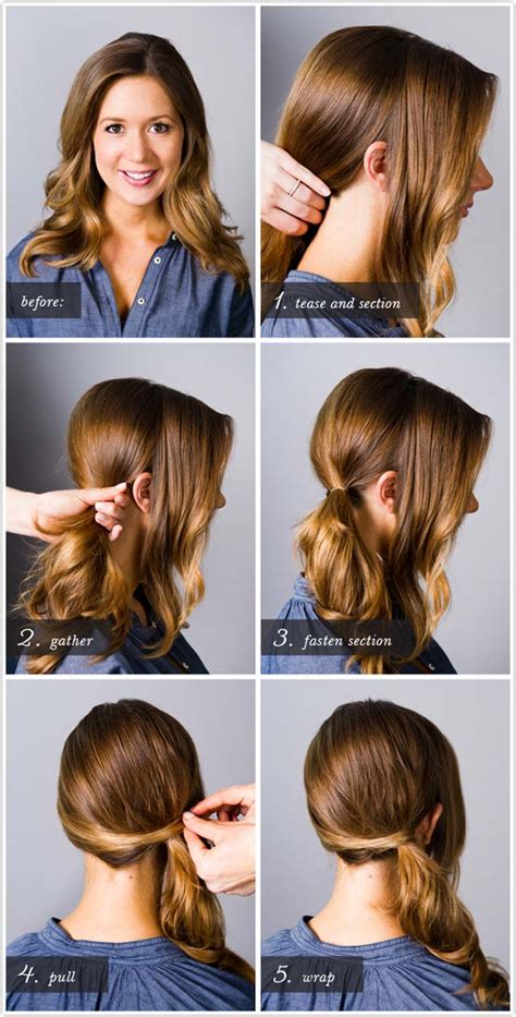 36 best hairstyles for hair diy projects for