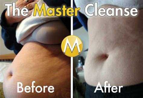 Lemon Detox Cleanse Before And After by Master Cleanse Before And After