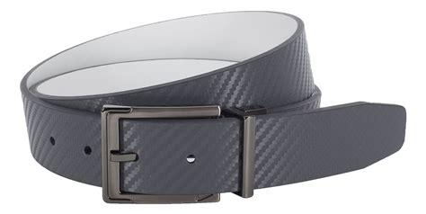 Classic Fashion Big Box Grey Intl nike carbon fiber textured reversible golf belt black