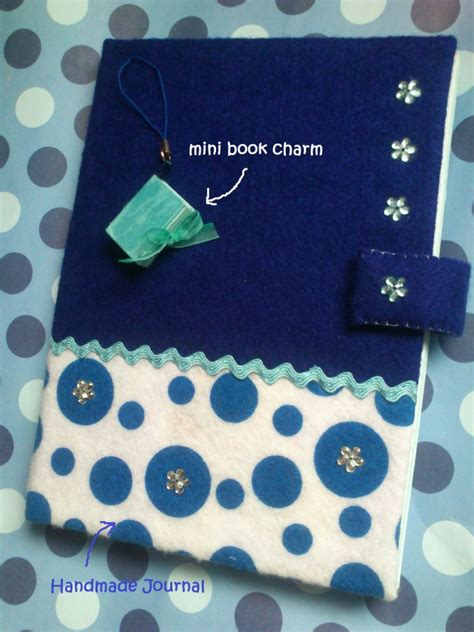 How To Make Handmade File Covers - realm of sapphire let s talk about books