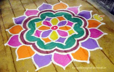 rangoli designs of india