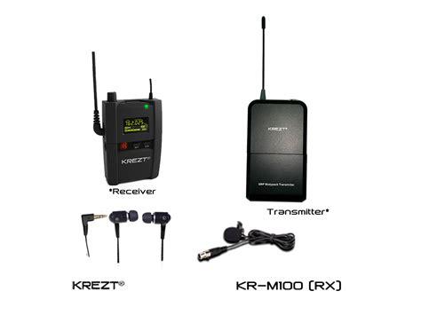 Portable Lifier Krezt krezt kr m100 krezt audiokrezt audio official website