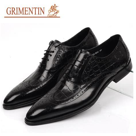 aliexpress buy 2015 brand dress shoes genuine