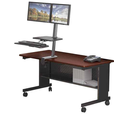 Sit Or Stand Desk Sit Stand Desks Decorative Furniture Decorative Furniture