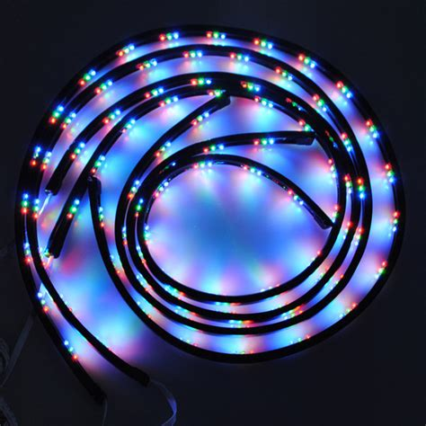 Led Underbody Lights by 7 Color Led Car Glow Underbody Neon