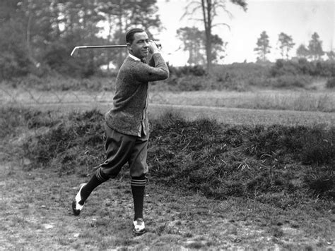 walter hagen golf swing walter hagen at the uspga chionship golf monthly