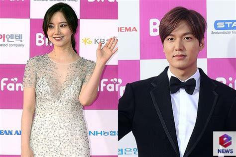 film lee min ho dan moon chae won lee min ho and moon chae won lead the k stars attending