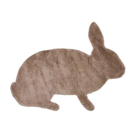 Rabbit Rug by Carpets On Carpets Hay And Elephants Breath
