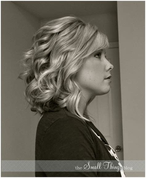 hairstyles by hair straightener curling with a flat iron the small things blog