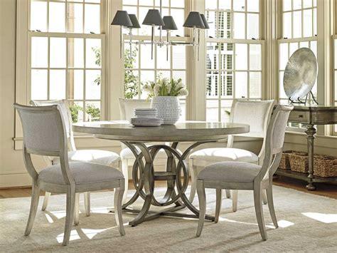 lexington dining room table lexington oyster bay 58 round calerton dining table