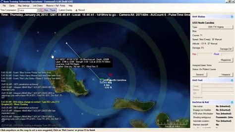 Sfos Air Is Now Operating by Command Episode 1 Part 2 Submarine Tutorial Command