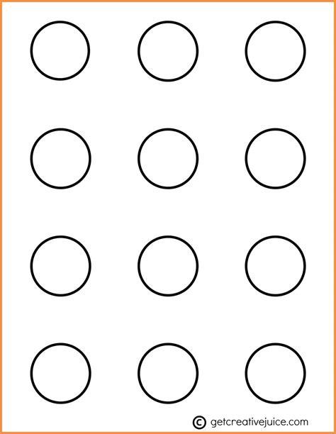 Macaron Template 6 Macaron Circle Template Bear Template By Minislk Round Macaron Template O 1 5 Circle Template
