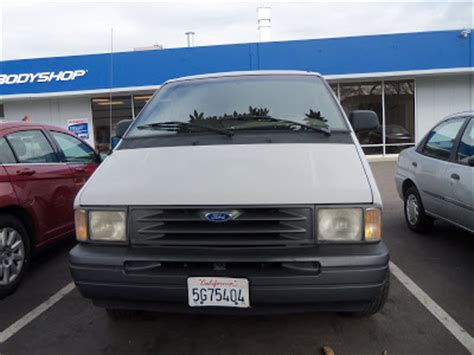 how things work cars 1996 ford aerostar parking system auto body collision repair car paint in fremont hayward union city san francisco bay 1996 ford