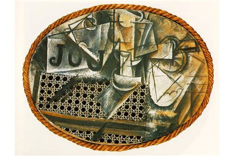 picasso paintings explained synthetic cubism explained planes shapes and vantage