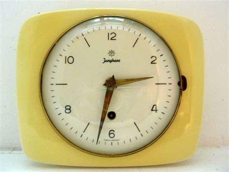 yellow kitchen clock 1000 images about clocks on
