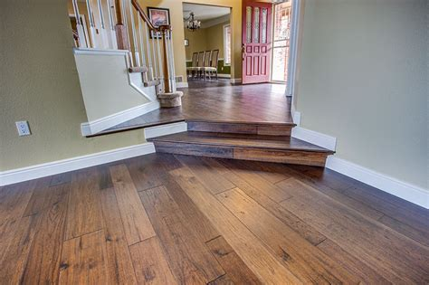 engineered hardwood flooring featured in denver remodel