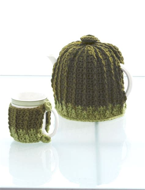 knitted tea set pattern 17 best images about tea time crochet on free