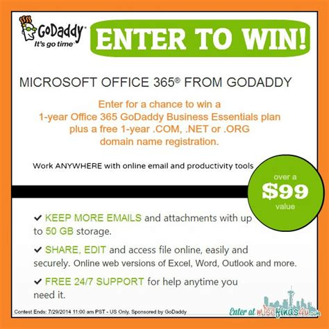 Office 365 Godaddy by Go Office 365 A Must For This Small Business