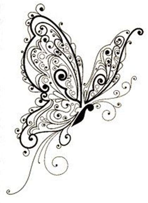 inkadinkado doodle flowers butterflies pretty tattoos and quilling on