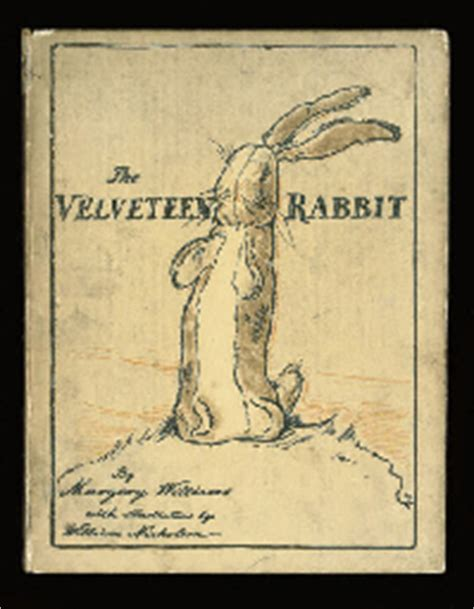 the velveteen rabbit the original 1922 edition in color books bianco margery williams 1881 1944 the velveteen rabbit