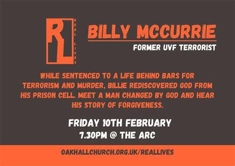 10th february week billy mccurrie real lives week friday 10th february