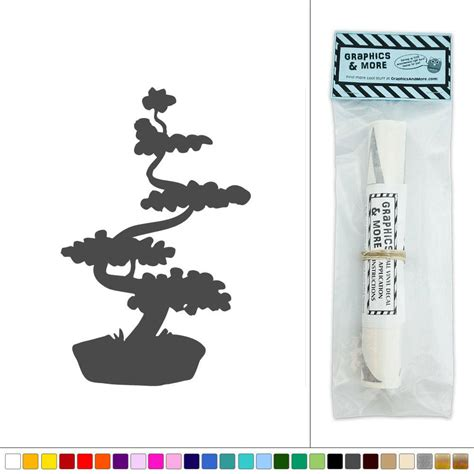 Japanese Wall Stickers bonsai tree japanese vinyl sticker decal wall art d 233 cor ebay