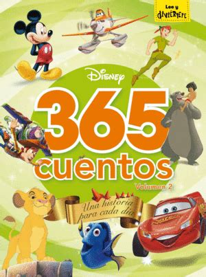 libro 365 cuentos una historia 365 cuentos una historia para cada da vol 2 disney libro en papel 9788499518800