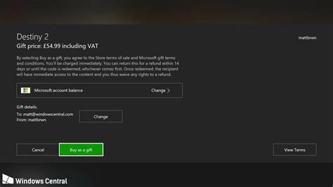 How To Buy Xbox One Games With Gift Card - how to gift digital xbox one games over xbox live latest technology news