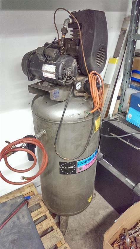 lot 11 cell hauseld hl7013 air compressor wirebids