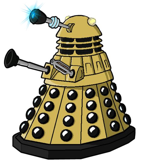 Dr Gold Day simple dalek pictures to pin on pinsdaddy