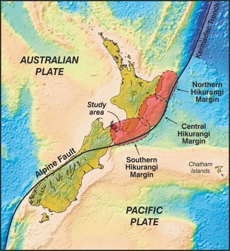 earthquake zones nz new zealand s megathrust earthquakes radio new zealand news