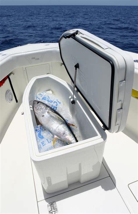 seavee  model info center console fishing boat
