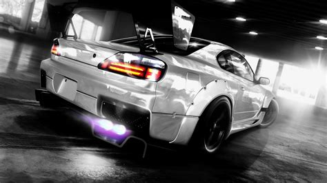 nissan drift nissan silvia drift wallpaper