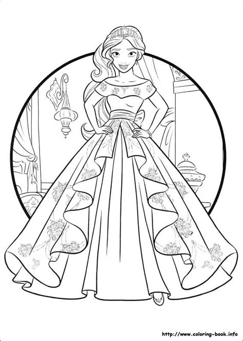 40 Coloring Page by 40 Printable Of Avalor Coloring Pages