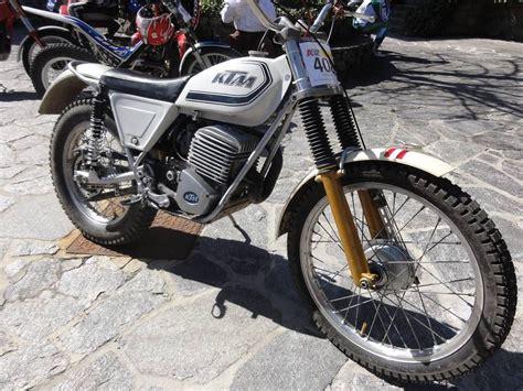 Trial Motorrad Ktm by Ktm 325 1977 Motos Trial Clasicas Pinterest Motorr 228 Der