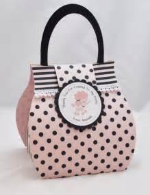 Purse Favors by Poodle Cupcake Box Purse Favor Bag By Cardsandmoorebyterri