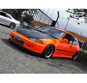 Picture Of 1994 Honda Civic Si Hatchback Exterior