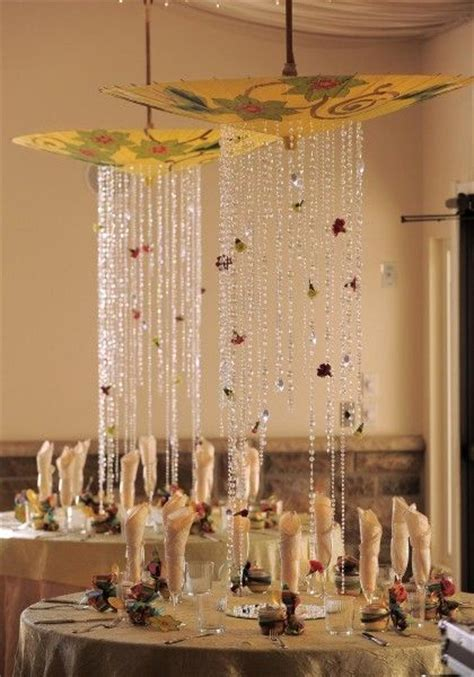 decorative umbrellas for centerpieces best 25 umbrella centerpiece ideas on