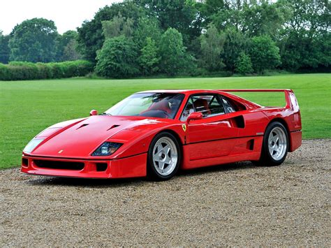 Ferrari F 40 used 1991 ferrari f40 for sale in buckinghamshire