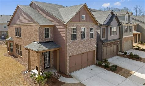 buford georgia townhomes in the townes of avondale at home in buford
